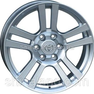 Литые диски Replica Toyota TY268 7,5x18 6x139,7 ET25 dia106,1 (S)