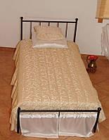 Металлическая кровать 2 размер 90 на 200 см