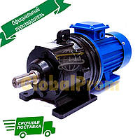 Мотор-редуктор планетарный 3МП-80. 3МП80. Редуктор 3мп. Мотор редуктор 3мп. Редуктор 3мп 80. 3МП-80, фото 1