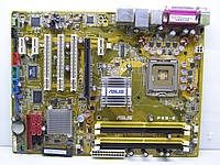 Материнская плата ASUS P5B-E  Socket LGA775 ✔ATX ✔4x DDR2