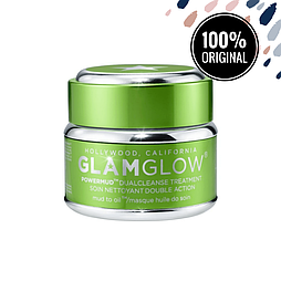 Очищающая маска для лица GLAMGLOW Powermud Dualcleanse Treatment, 50 мл
