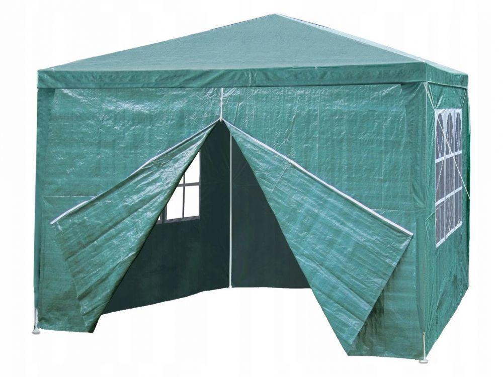 Шатер павильон садовый 3х3м GoodHome LP-077 (8053)