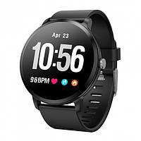 Фитнес часы Smart Life V11 Смарт лайф умные часы фитнес браслет часы черные фітнес годинник