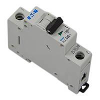 Автоматический выключатель Eaton-Moeller PL4-C 1P 50A