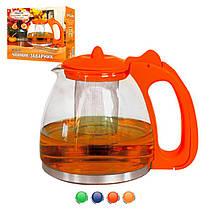 Заварник для чая, трав и горячих напитков, чайник с ситом, MS-0219