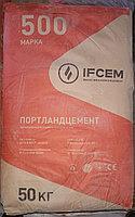 Цемент ПЦ I-500-Н, з-д Ивано-Франковск, заводская тара 50 кг