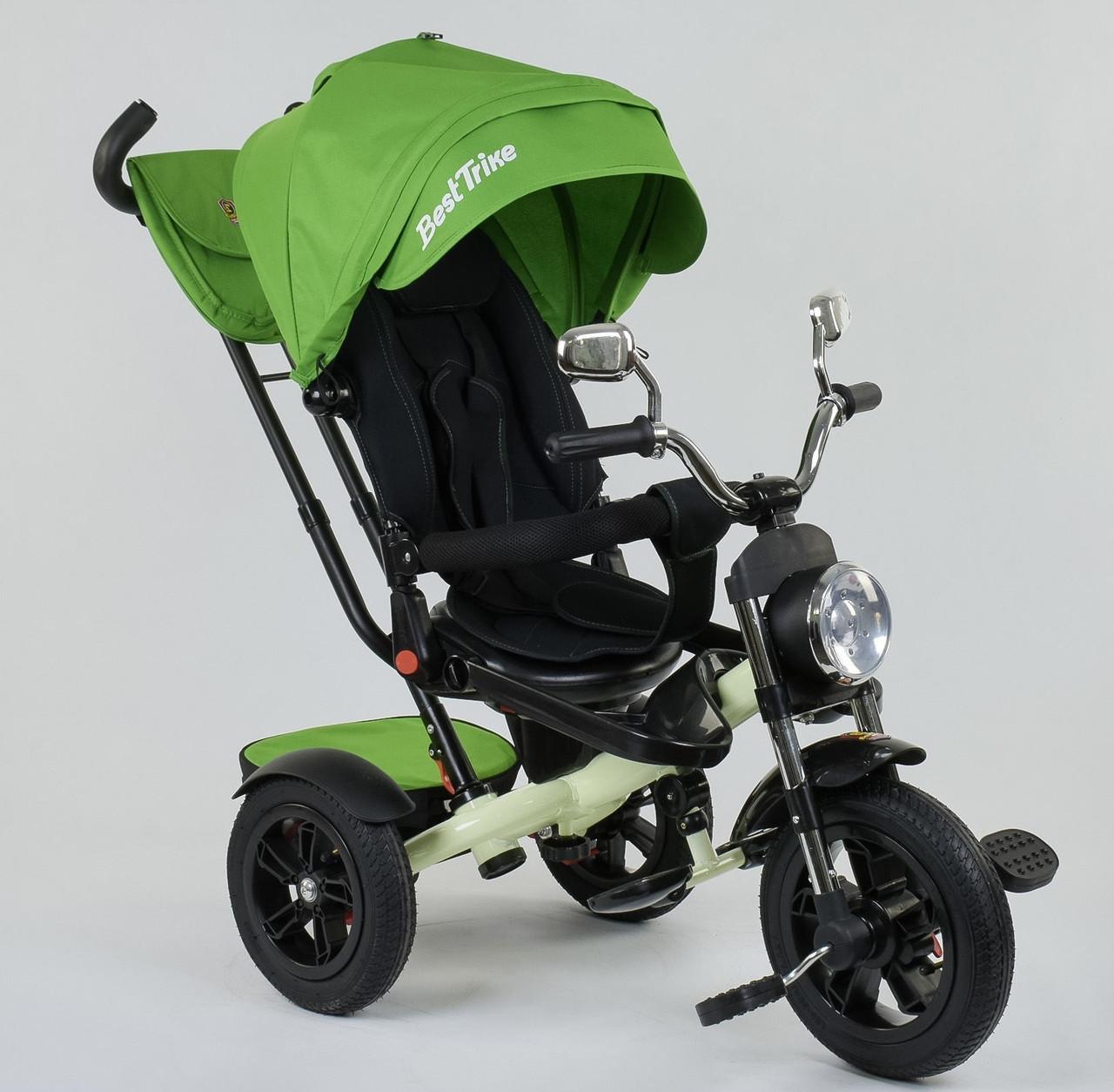 Best Trike Велосипед Best Trike 4490 - 3553 Green (4490)