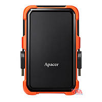 "Внешний жесткий диск Apacer AC630 2TB 5400rpm 8MB 2.5"" USB 3.1 External Orange (AP2TBAC630T-1)"