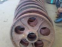 Колесо направляющее 162.32.152 гусеничного трактора ДТ-75