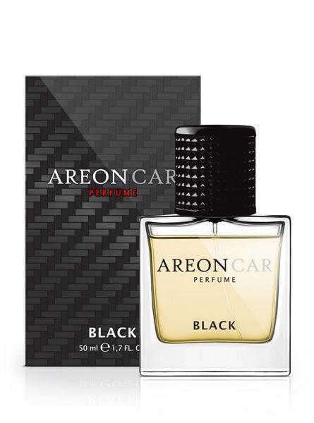 Areon Car Perfume Black 50мл (MCP01)