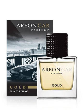 Areon Car Perfume Gold 50мл (MCP04), фото 2