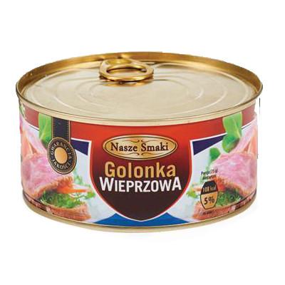 Nasze Smaki Golonka Wieprzowa – свиная рулька (ветчина), 300 гр. Польша