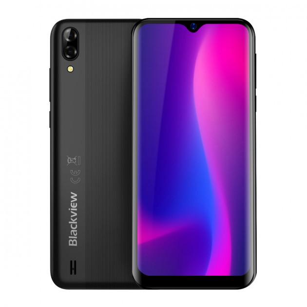 Blackview A60 Black смартфон 1/16GB ,13MP 6.1'',4080 мАч + подарок