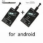 [ОПТ] Модуль приемник для беспроводной зарядки Micro USB на (Android), фото 7