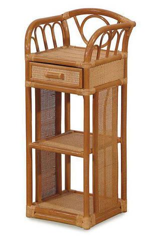 Телефонный столик из ротанга 1305, фото 2