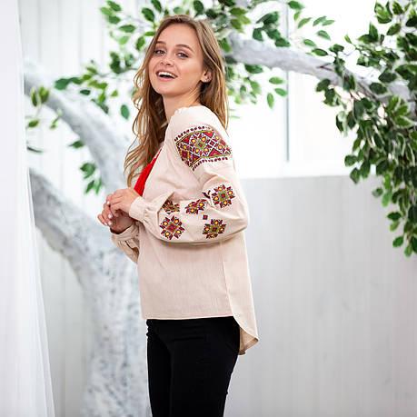Женская вышитая блузка Традиции, фото 2