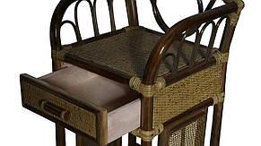 Телефонный столик из ротанга 1305, фото 3