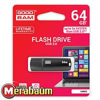 Flash Drive 64GB GOODRAM UMM3 (Mimic) Black (UMM3-0640K0R11)