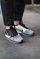 """Nike Flyknit Racer """"Black/White/Volt"""""""