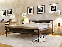 Односпальная металлическая кровать с изножьем ФЛАЙ НЬЮ-2 (FLY NEW-2) 90х190