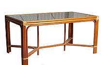 Стол обеденный из ротанга 2208B , Евродом, фото 3