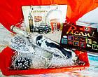 Оригинальный подарок для женщин - набор Ретро | Ukrainian Gift Box, фото 2