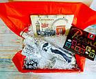 Оригинальный подарок для женщин - набор Ретро | Ukrainian Gift Box, фото 3