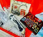 Оригинальный подарок для женщин - набор Ретро | Ukrainian Gift Box, фото 4