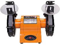 Точильный станок 25Вт WorkMan HBG610