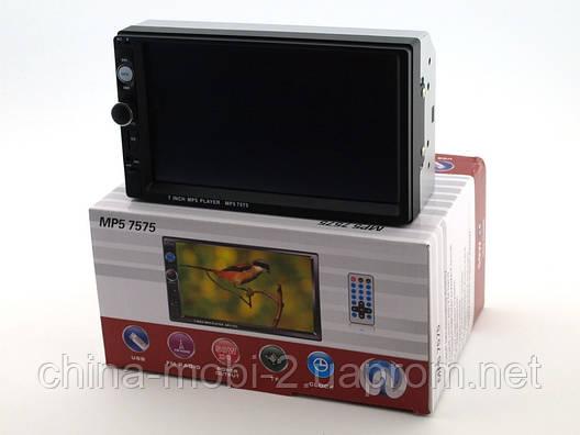 """7575 car MP5 player 200W, Bluetooth 2DIN автомагнитола с сенсорным экраном 7.0"""", фото 2"""