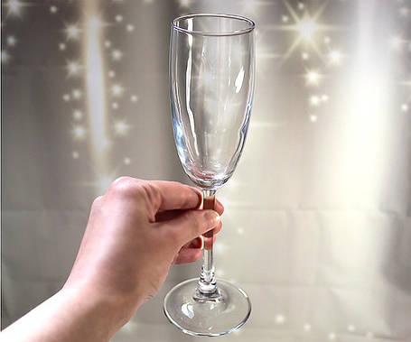 Набор бокалов для шампанского Pasabahce Энотека 170 мл 44688, фото 2