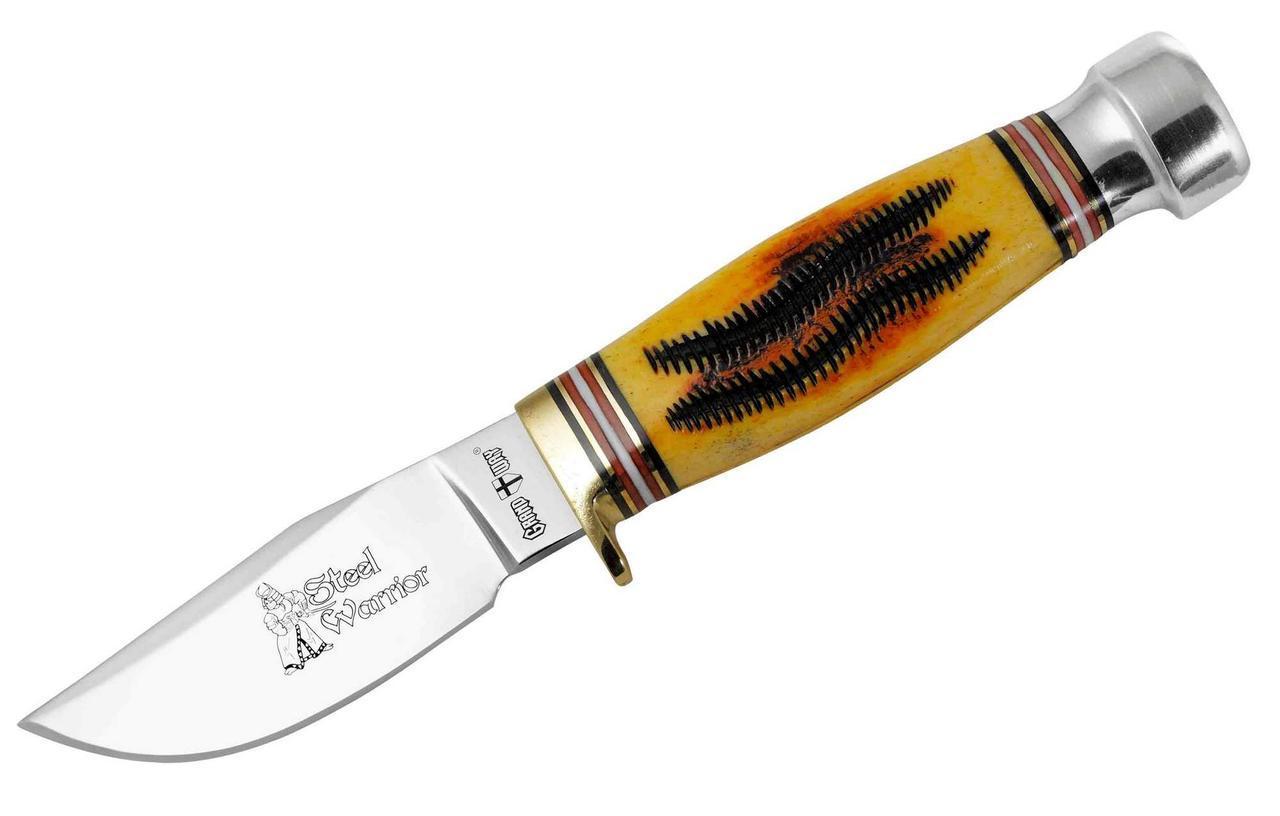 Нож нескладной 2301 HBJR