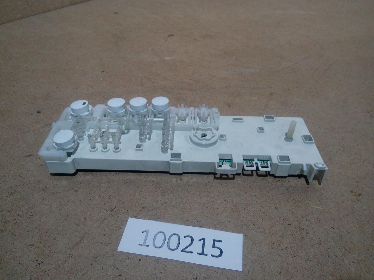 Модуль индикации Zanussi ZWSH6100V. 132731714, 132731512  Б/У
