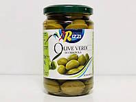 Оливки зеленые с косточкой Rizzi