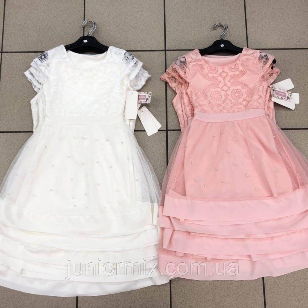 Детские нарядные платья для девочек оптом   ITALY
