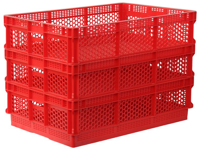 Пластиковый ящик 600х400х160 мм