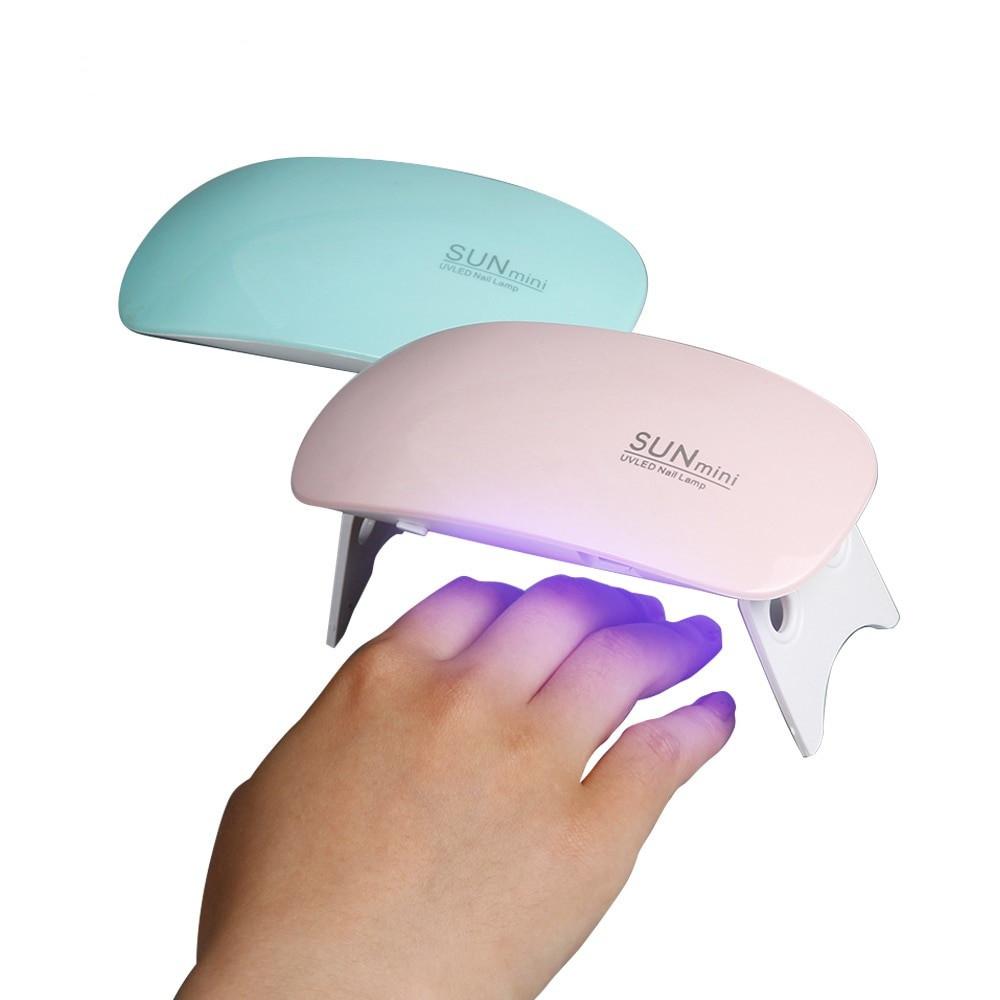 Карманная LED лампа для маникюра SUN mini