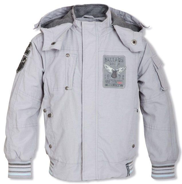 Куртка ветровка  для мальчика  Mariquita  111-52-069  (р. 122-134 )