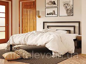 Металлическая кровать БРИО-1 (BRIO-1) , фото 2