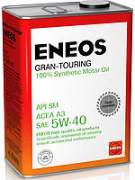 Масло моторное ENEOS SM 5W40, 4 литра