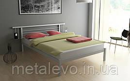 Двуспальная металлическая кровать АСТРА (ASTRA)
