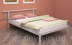 Двуспальная кровать металлическая АСТРА (ASTRA)  ТМ Метакам, фото 2