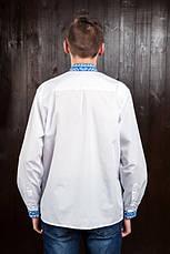 Мужская вышитая сорочка, фото 3
