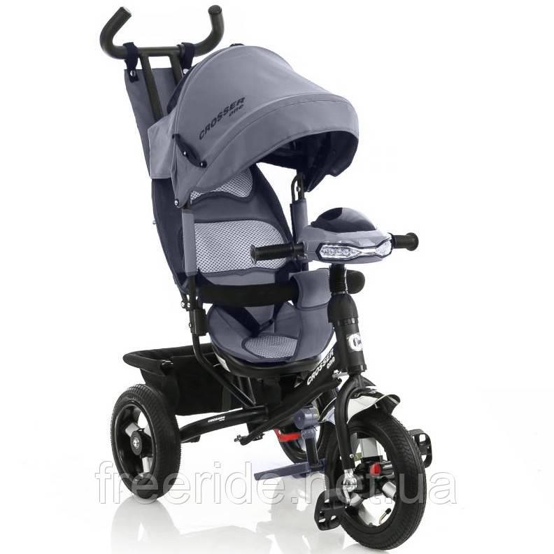 Детский трехколесный велосипед Crosser Т-1 Eco Air (One)