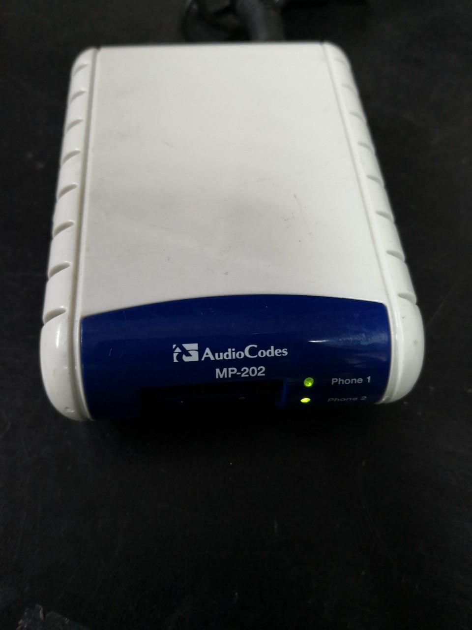 VoIP-шлюз AudioCodes MediaPack MP-202 БУ