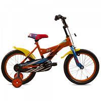 """Велосипед Premier Sport 16"""" orange"""