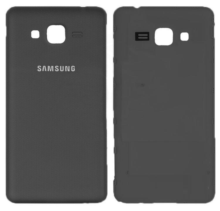 Задняя крышка Samsung G532 Galaxy J2 Prime чёрная