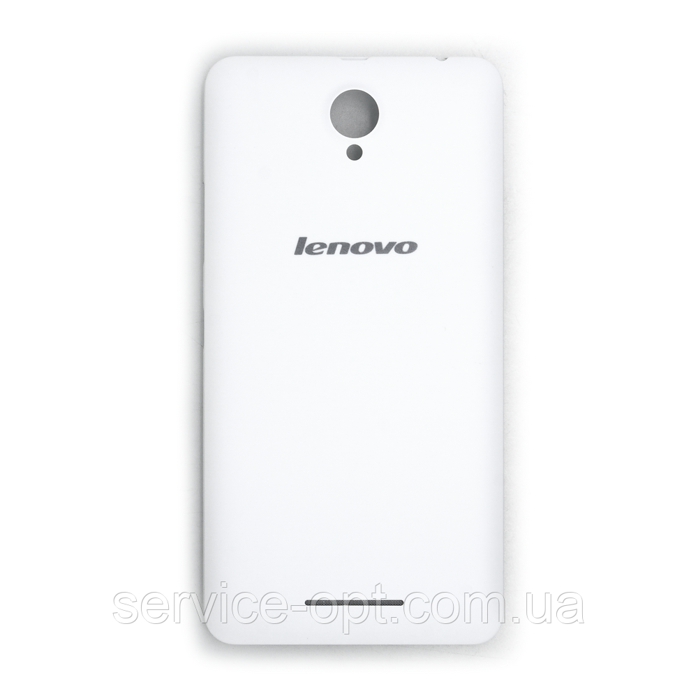 Задняя крышка Lenovo A5000 белая