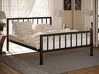 Кровать металлическая с изножьем ТУРИН -2 (TURIN -2)  ТМ Метакам