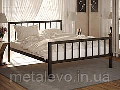 Металлическая кровать с изножьем ТУРИН -2 ТМ Метакам
